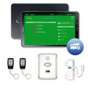 Smart-Home Security AlarmTab